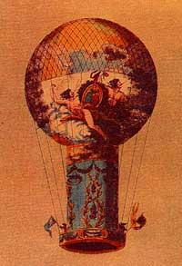 Ballon Pilâtre de Rozier
