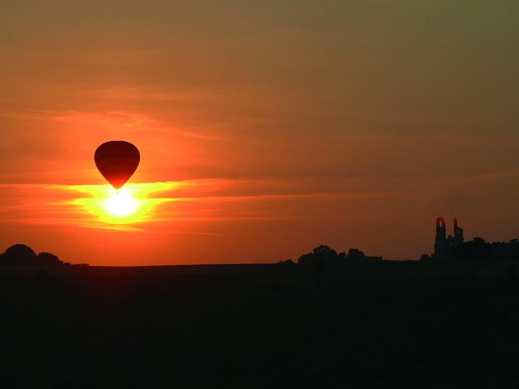 vol montgolfière arras lille
